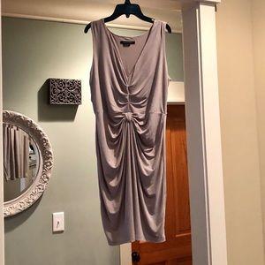 Women BCBG sleeveless dress